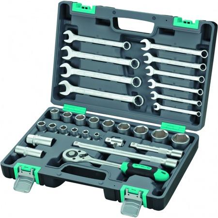 Купить Набор инструментов STELS: 31 предмет в кейсе