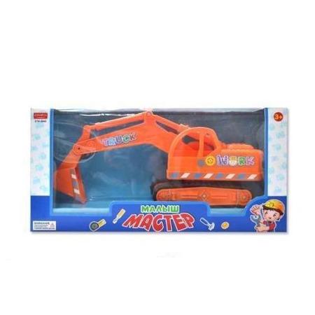 Купить Машина инерционная Zhorya «Экскаватор» Х75178
