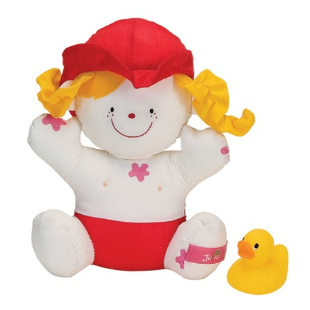 Купить Игрушка для ванны K'S Kids Девочка Julia