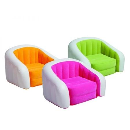 Купить Кресло надувное Intex 68571. В ассортименте