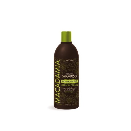 Купить Шампунь увлажняющий для нормальных и поврежденных волос Kativa
