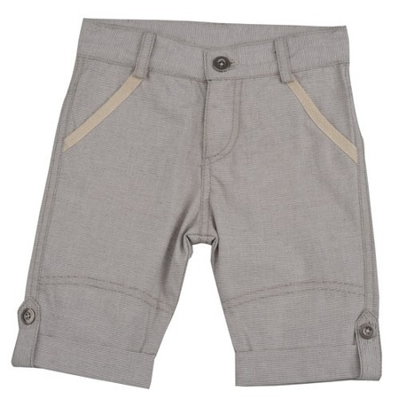 Купить Капри для мальчиков Zeyland Сolf Club Mininio. Цвет: серый