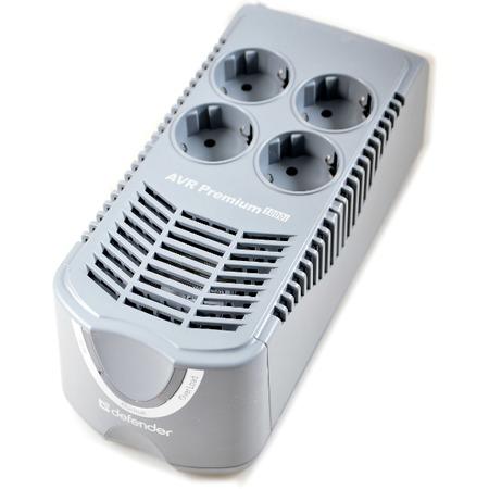 Купить Стабилизатор напряжения DEFENDER AVR Premium 1000