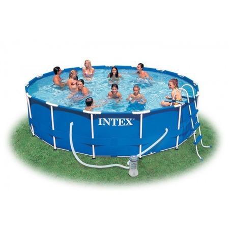Купить Бассейн каркасный Intex 54940