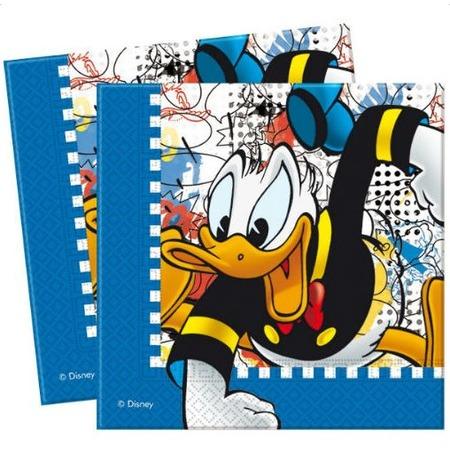 Купить Салфетки детские Procos «Дональд Дак-утиные истории»