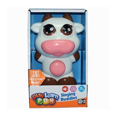 Купить Игрушка со звуковым эффектом Keenway «Поющая корова»