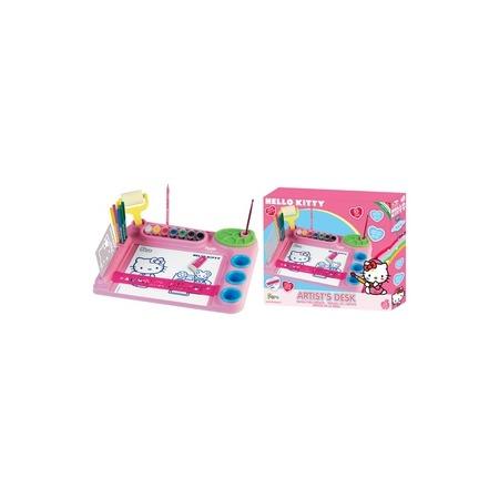Купить Доска для творчества с трафаретами FARO Hello Kitty