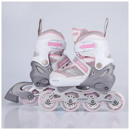 Купить Детские роликовые коньки ATEMI AJIS-05