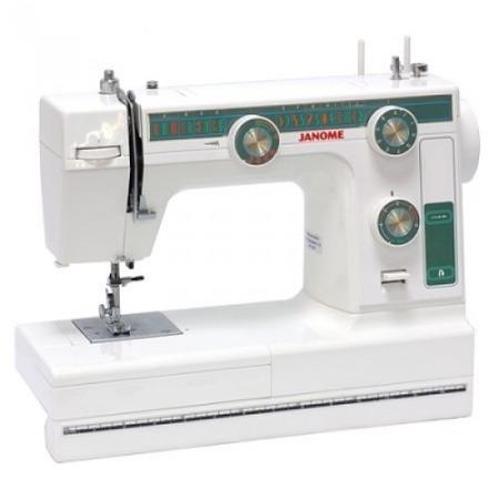 Купить Швейная машина JANOME LЕ22