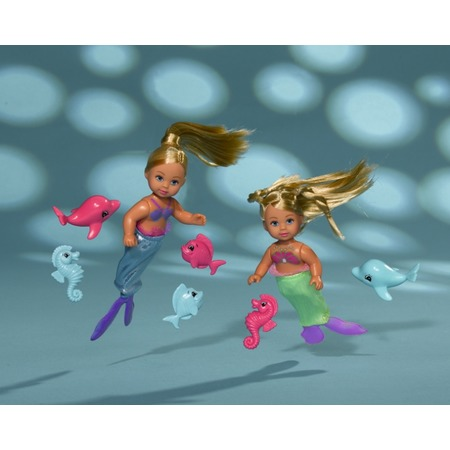 Купить Кукла Еви с аксессуарами Simba «Русалочка»