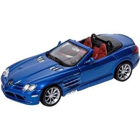 Купить Модель автомобиля 1:32 Bburago Mercedes-Benz SLR McLaren