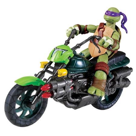 Купить Мотоцикл Nickelodeon «Черепашки-Ниндзя»