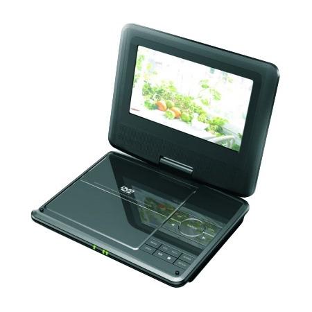 Купить DVD-плеер портативный Supra SDTV-725U