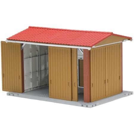 Купить Гараж с раздвижными дверьми Bruder 68-010