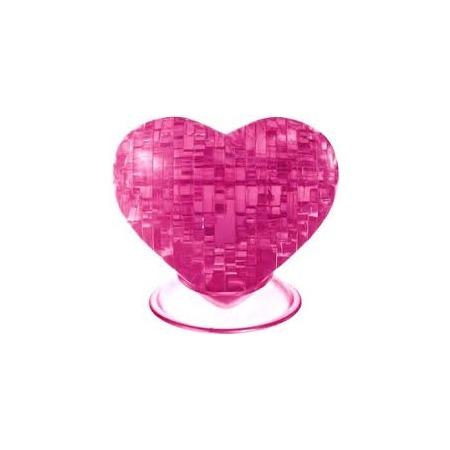 Купить Кристальный пазл 3D Crystal Puzzle «Сердце»