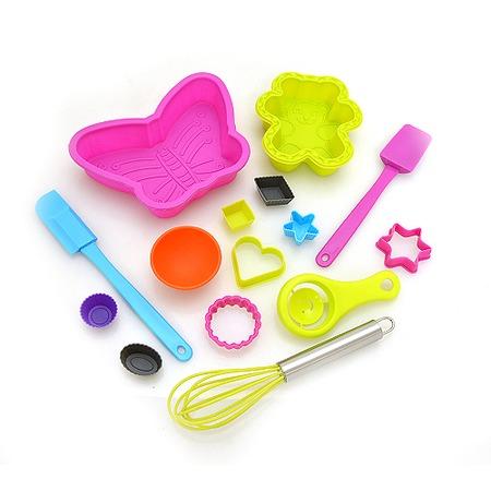 Купить Набор из силикона Marmiton для кухни: 15 предметов