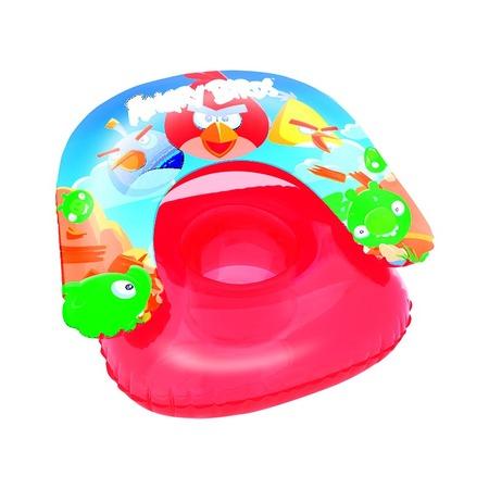 Купить Кресло надувное для плавания Angry Birds 96106B