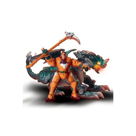 Купить Пластиковая игрушка HAP-P-KID «Воин на драконе»