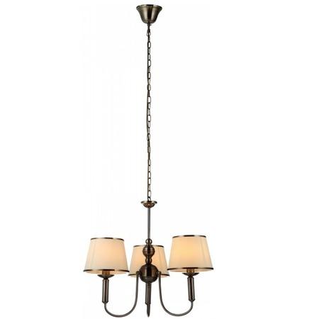 Купить Люстра подвесная Arte Lamp Alice A3579LM-3AB
