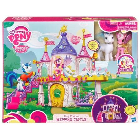 Купить Набор игровой для девочек Hasbro Королевский свадебный замок