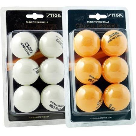 Купить Мячи для настольного тенниса Stiga Challenger
