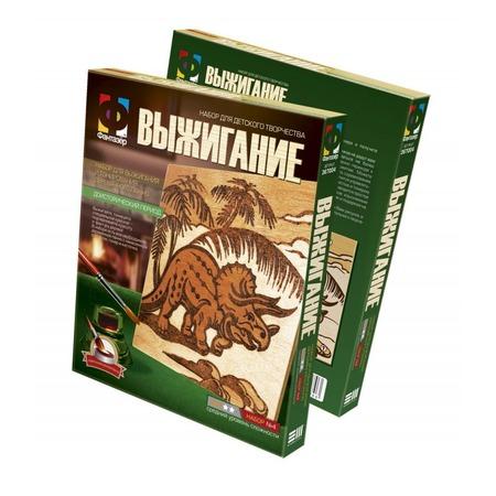 Купить Набор для выжигания Фантазер Динозавры