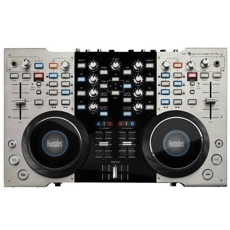 Купить Пульт диджейский Hercules DJ Console 4-Mx