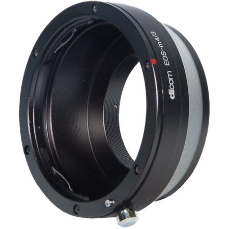Купить Адаптер DICOM для объектива Canon EOS-M4/3