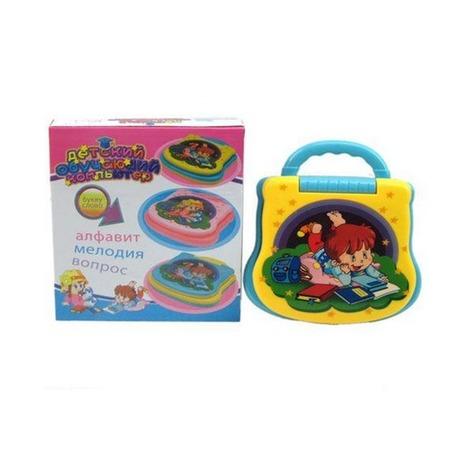 Купить Компьютер обучающий игрушечный Huada Toys EH9920. В ассортименте
