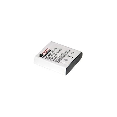 Купить Аккумулятор для фотокамеры Dicom DCA-40