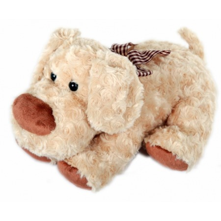 Купить Мягкая игрушка Gulliver Собачка с бантиком на шее