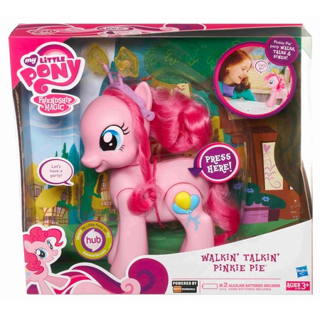 Купить Набор игровой для девочек Hasbro Озорная Пинки Пай