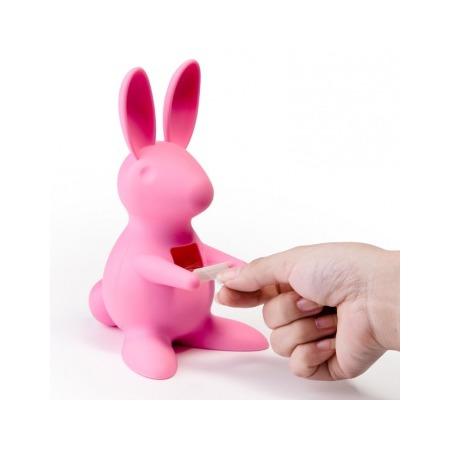 Купить Диспенсер для скотча настольный Qualy Bunny