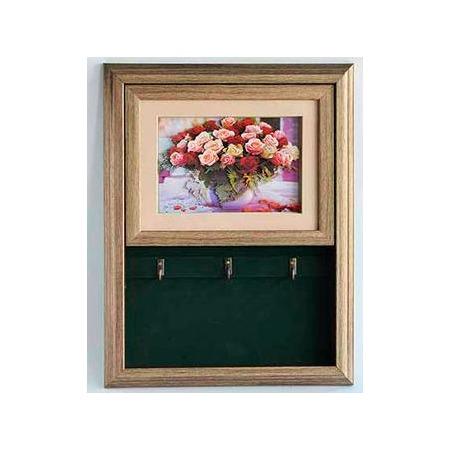 Купить Ключница 3D «Розовые розы» СА-0018/4