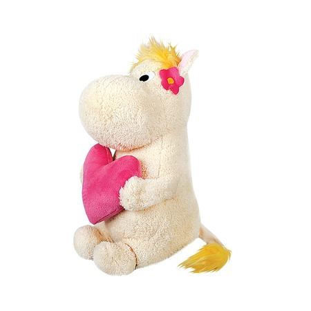 Купить Мягкая игрушка Gulliver Фрёкен Снорк с сердечком в руках