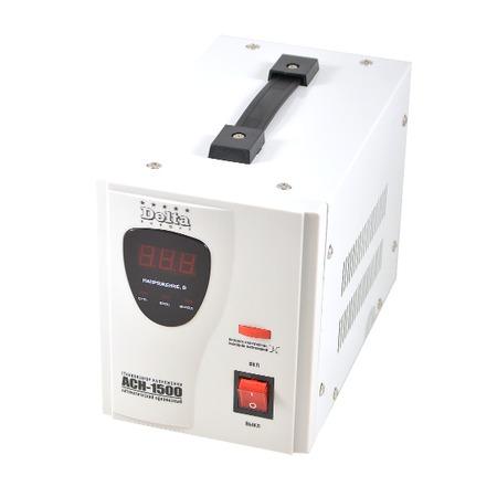 Купить Стабилизатор напряжения Delta АСН-1500