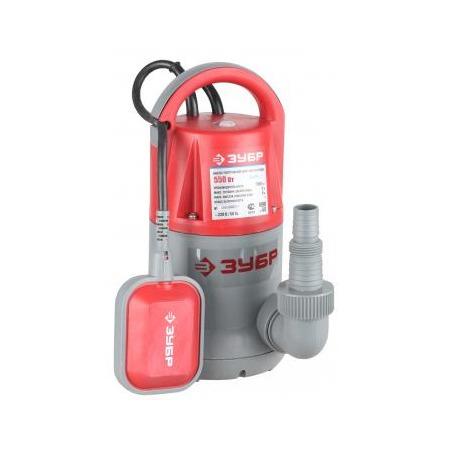 Купить Насос погружной для чистой воды Зубр ЗНПЧ-400