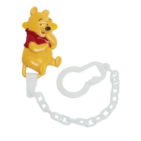 Купить Клипса на цепочке DISNEY BABY «Медвежонок Винни»