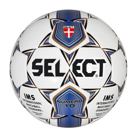 Купить Мяч футбольный Select Number 10 IMS