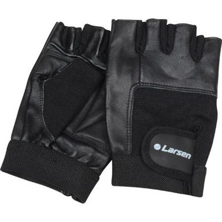 Купить Перчатки для тяжелой атлетики и фитнеса Larsen NT506