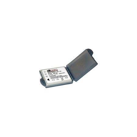 Купить Аккумулятор для фотокамеры Dicom DF-40