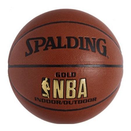 Купить Мяч баскетбольный Spalding Gold Series