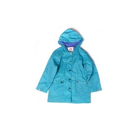 Купить Куртка детская для девочки Appaman Lynnie Jacket. Цвет: голубой