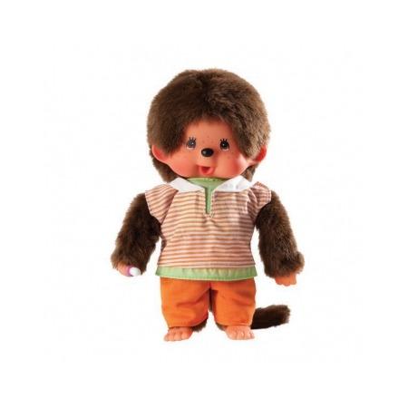 Купить Мягкая игрушка Sekiguchi Мальчик в оранжевых штанишках