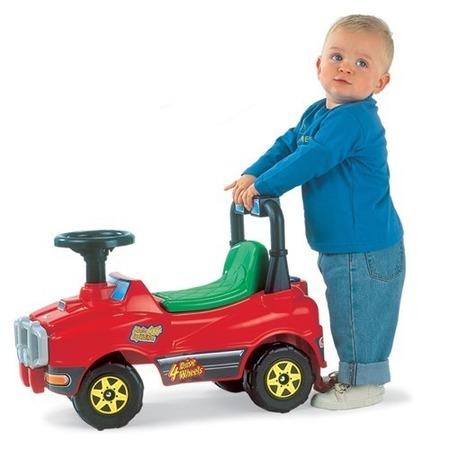 Купить Машина-каталка POLESIE Джип-каталка №2. В ассортименте
