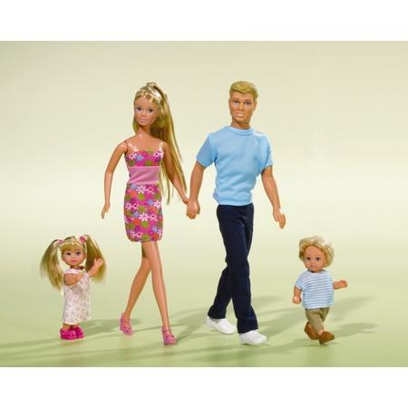Купить Семья куклы штеффи Simba