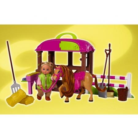 Купить Кукла еви Simba с лошадью