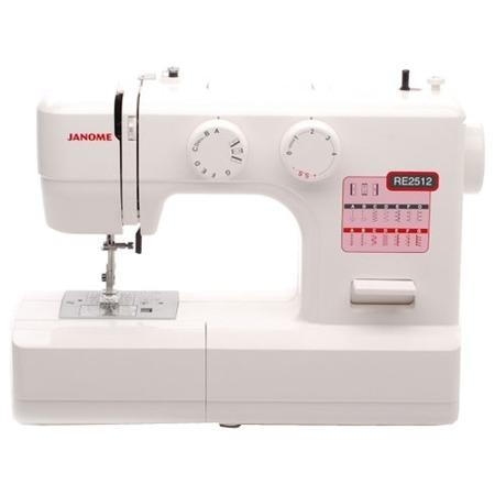 Купить Швейная машина JANOME RE2512 (5812)