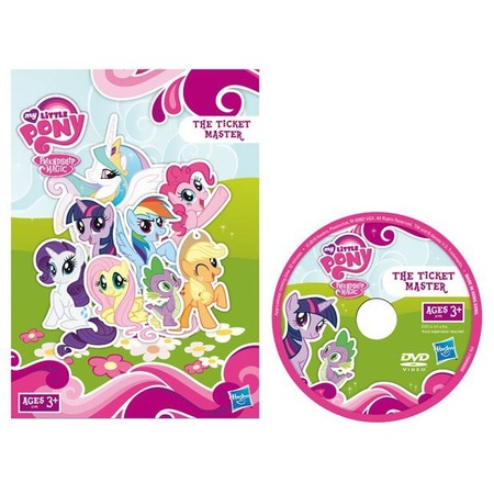 Купить Набор игровой для девочек Hasbro Пони с DVD