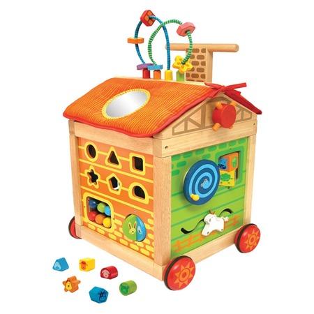 Купить Обучающая игрушка I'm toy «Фермерский домик»